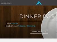 2013 Portfolio Redesign