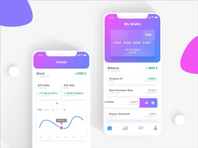 Concept Banking App