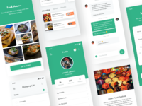 Food Heaven App Case Study
