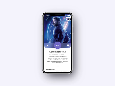 Movie Recommendation App