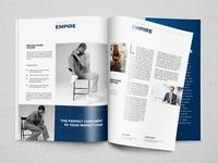 Furniture Company Magazine