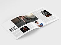Gym Company Brochure