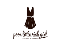 Poor Little Rich Girl Logo