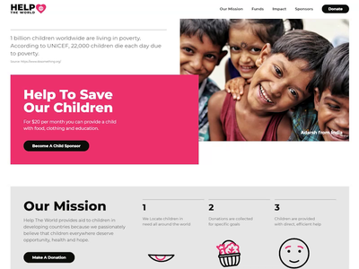 Charity Non-Profit Website Template For Slider Revolution non-profit one page parallax website slider plugin free slider template wordpress slider revolution