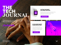 The Journal Slider Template