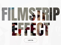 Filmstrip WordPress Plugin
