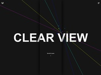 Clear View Minimal Magazine WordPress Template