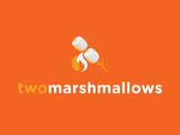 Two Marshmallows Logo