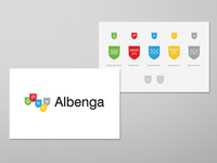 Albenga - city corporate identity