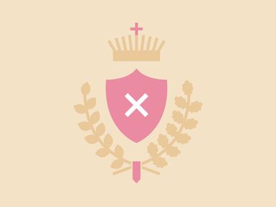 :shield: by Chiara Claus via dribbble