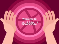 Welcome Dribbblers!