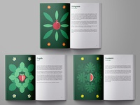 Fruit-pedia - Botanical book
