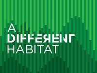 A Different Habitat - Logo