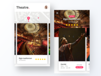 Theatre | Booking App