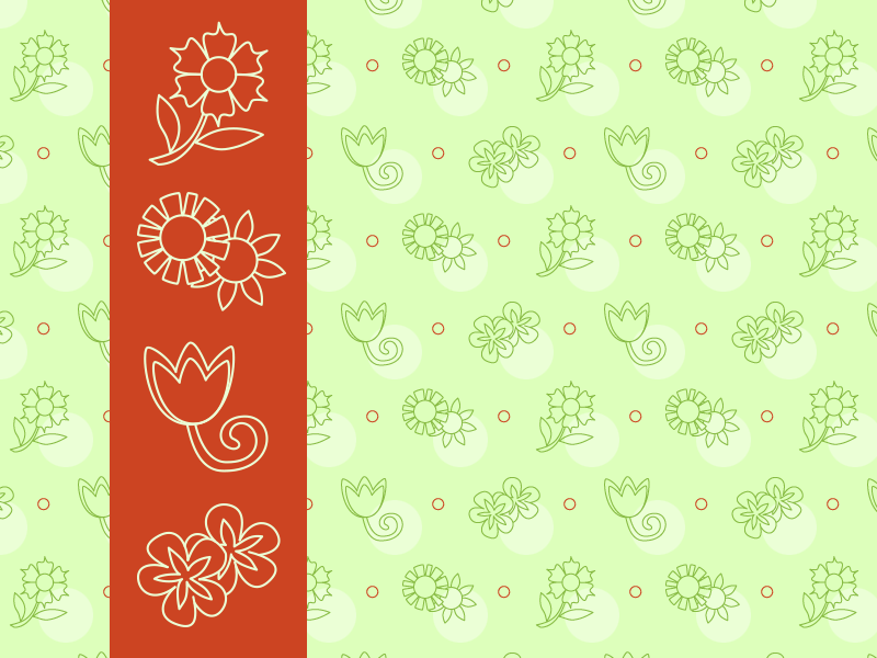 Bg freya icons pattern