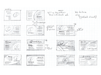 ITD Business Card Sketches