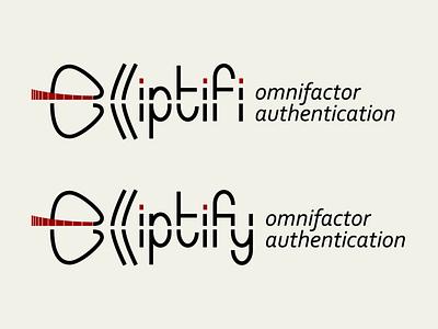 Elliptifi Logo freelance vector typography logo design illustrator graphic design branding