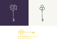 Society of Young Philanthropists Logo Exploration