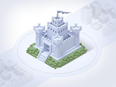 The castle castle