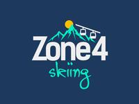 Zone4skiing Logo