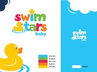 Swimstars Baby Logo