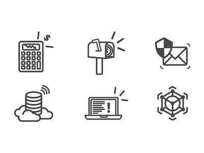 MailInspector Cloud Login Icons login icon
