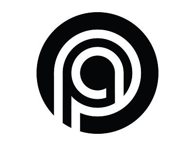 Insignia Concept #3 exploration round timeless simple black and white insignia mockup concept design brand logo