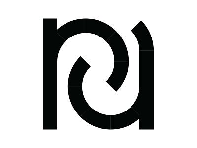Insignia Concept 6 simple brand black and white concept insignia design name initials branding logomark logo