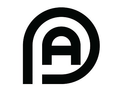 Insignia Concept 7 logomark design insignia mockup brand typography initials exploration black and white simple concept logo