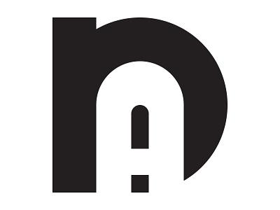 Insignia Concept 8 concept initials logomark round brand design black and white logo simple insignia