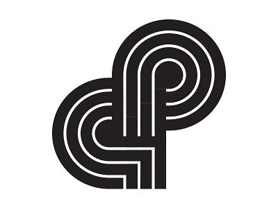 Insignia Concept 10 logomark exploration black and white simple branding insignia concept design logo