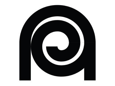 Insignia Concept 13 brand logomark exploration insignia black and white simple logo concept