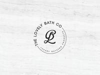 The Lovely Bath Co. Brand Identity
