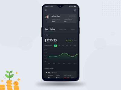 Stock Investment App