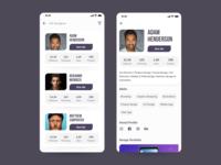 User Profile Design