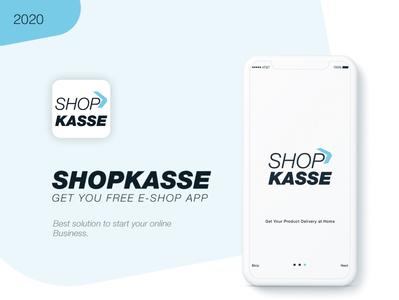 Shop-Kasse-Mobile-Application