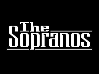 The Sopranos Typo Redesign