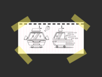 Concept for taxi app
