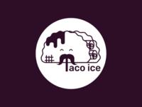 Taco ice logo