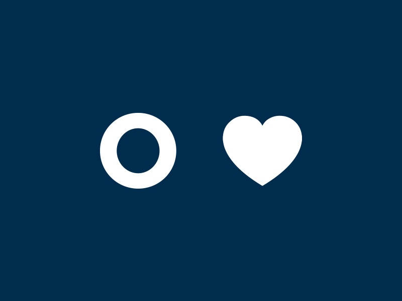 Symbols mood love minimal color brand typo icon logo