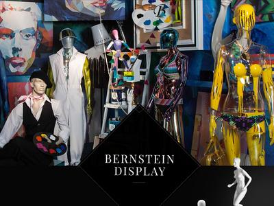 Web Design Agency Bernstein Mock