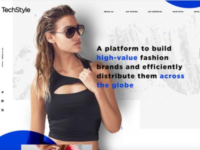 Enterprise Web Development for TechStyle