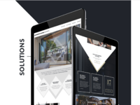 Web design mobile ipad mk