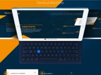 Web design agency barnum vertical