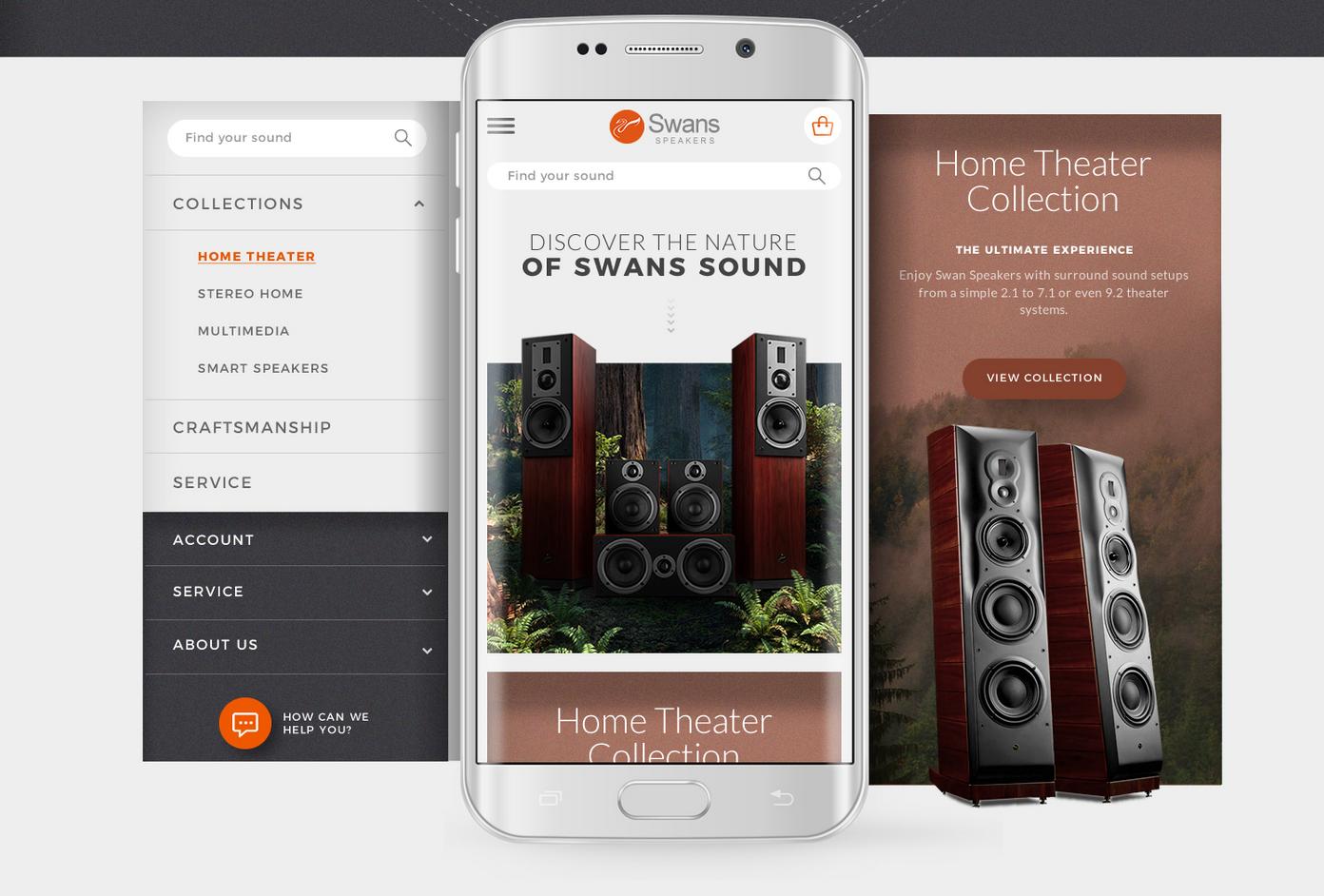Top web design company swan