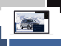 Mercedes Benz Website Redesign