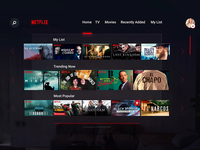 Netflix VR App Catalog