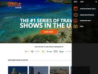 Travel & Adventure Show WIP