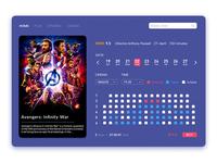 电影购票页面设计