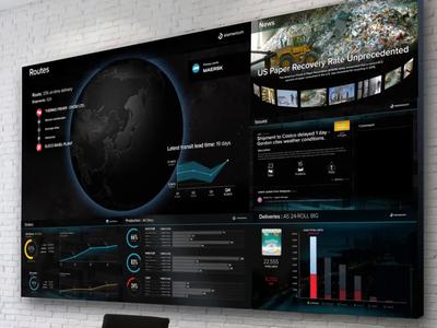 Big Screen UI